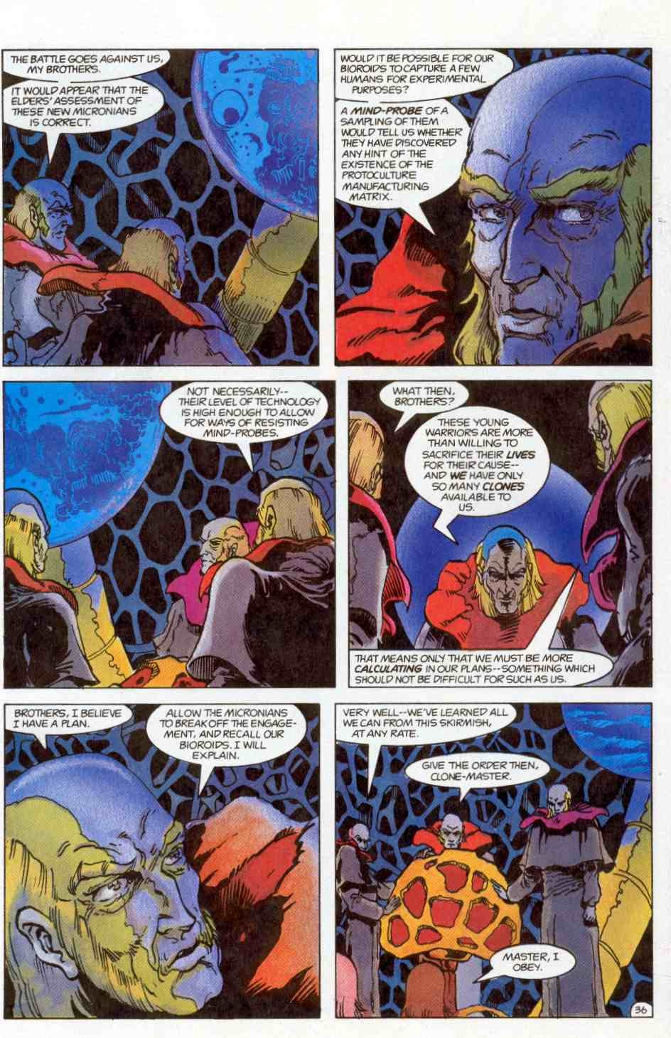 Robotech Special issue Full - Page 37