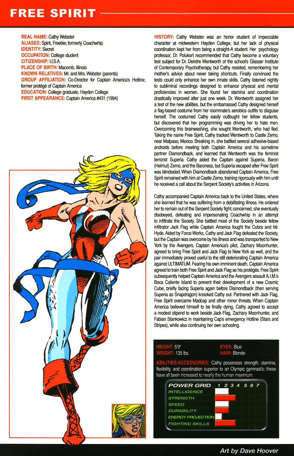 Read online All-New Official Handbook of the Marvel Universe A to Z comic -  Issue #4 - 46