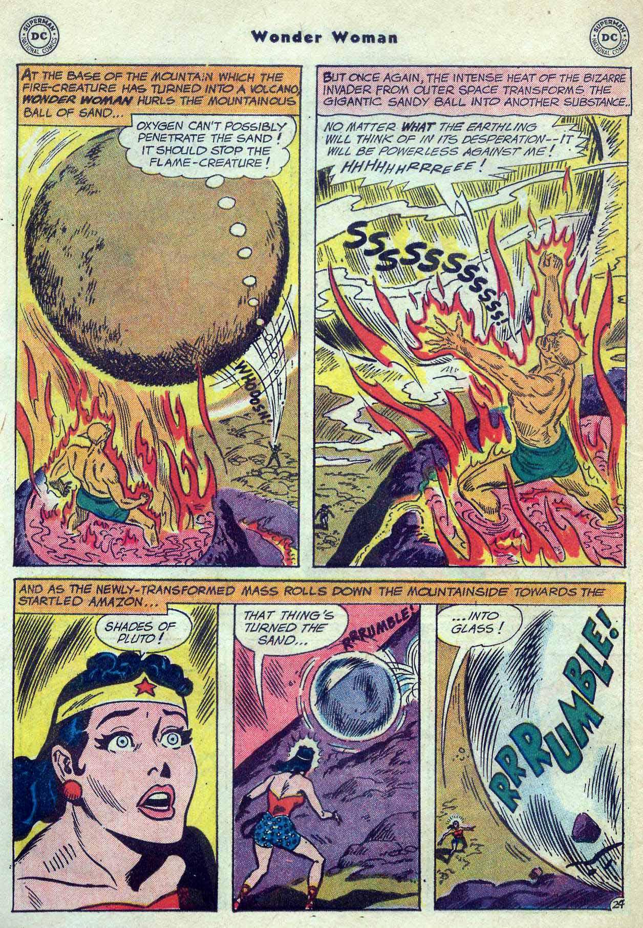 Read online Wonder Woman (1942) comic -  Issue #120 - 30