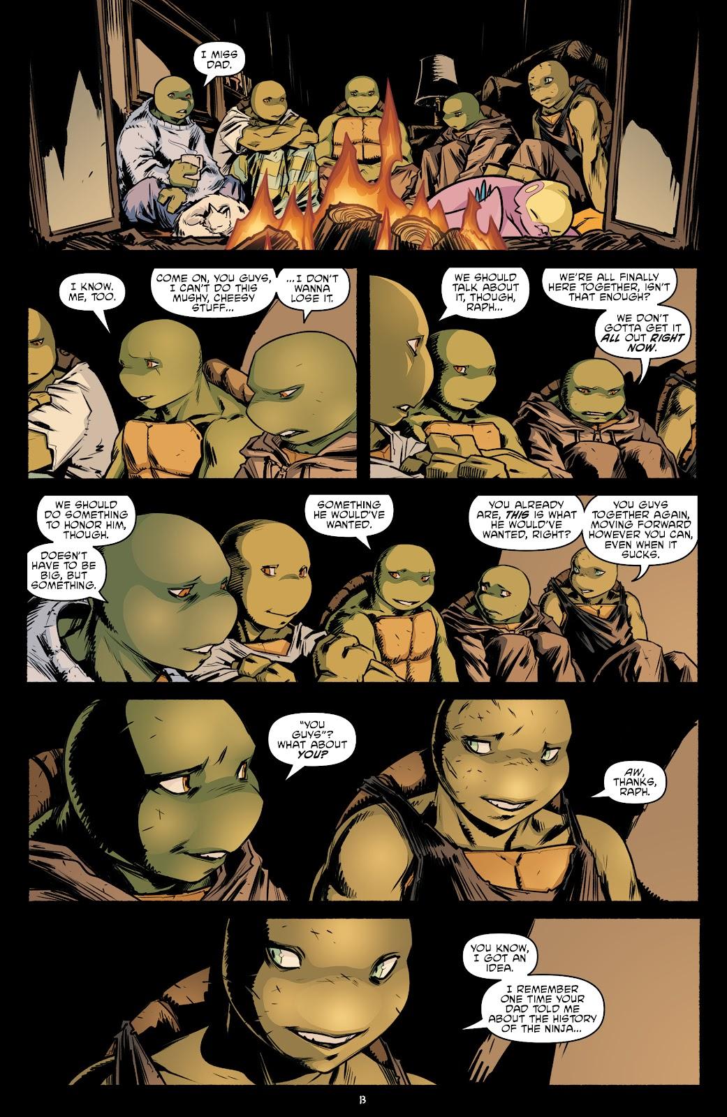 Read online Teenage Mutant Ninja Turtles (2011) comic -  Issue #104 - 15