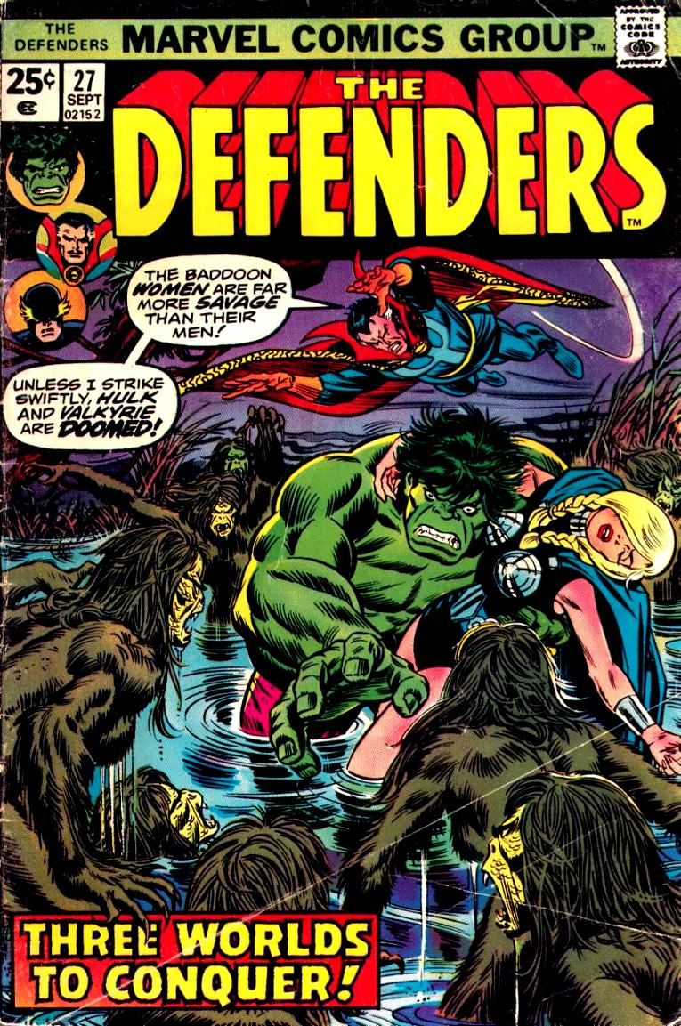 The Defenders (1972) 27 Page 1