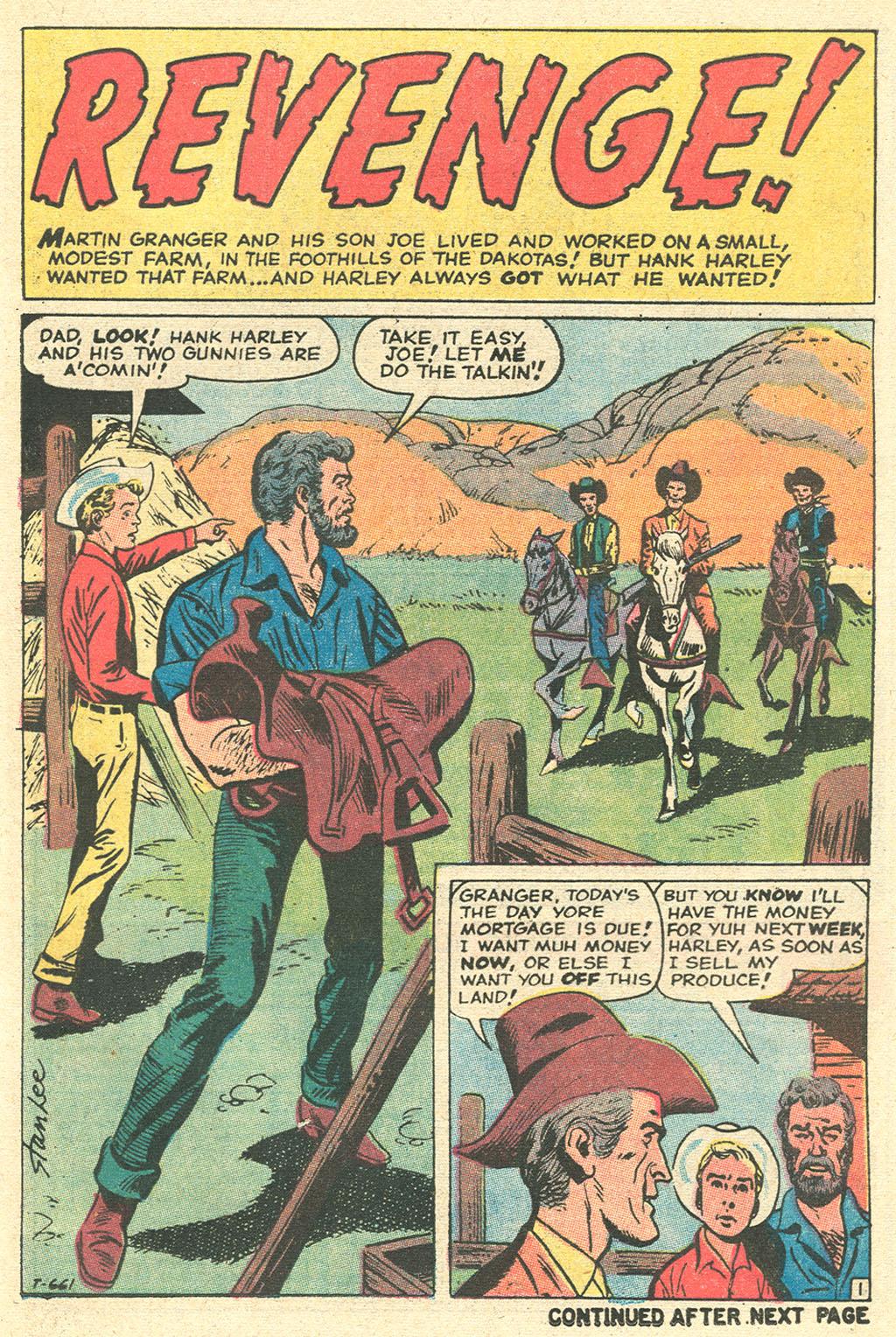 Read online Two-Gun Kid comic -  Issue #99 - 21