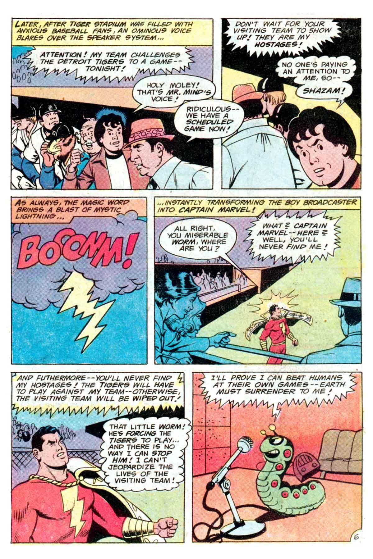 Read online Shazam! (1973) comic -  Issue #32 - 7