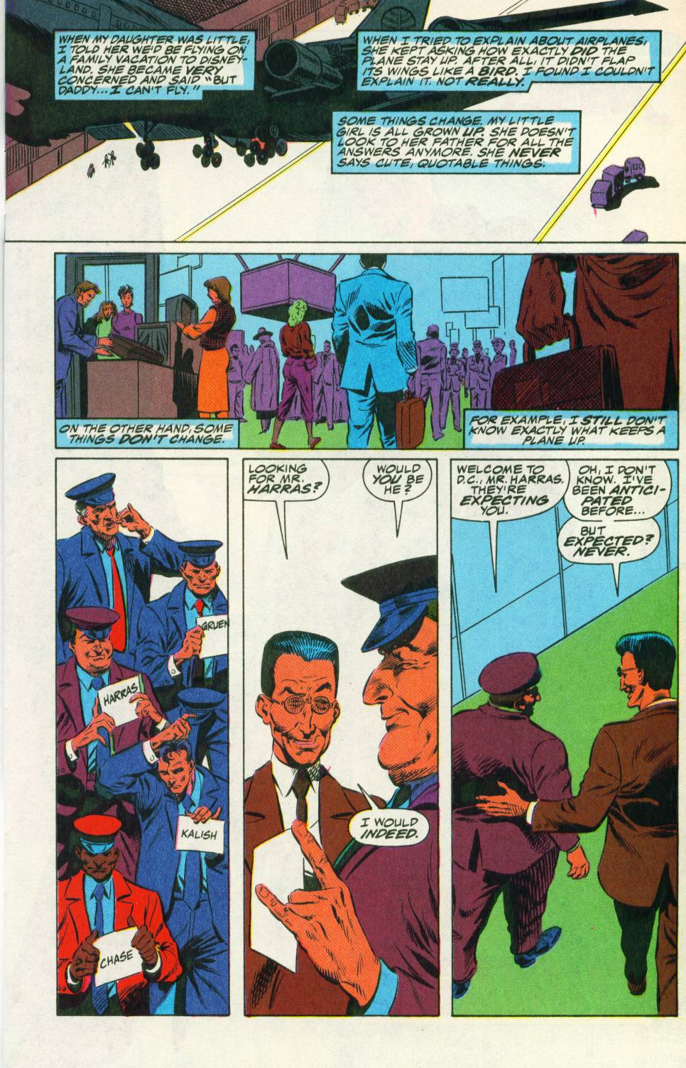 Read online Justice (1986) comic -  Issue #25 - 3