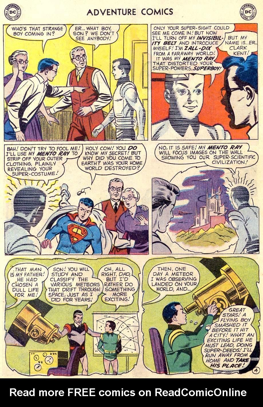Read online Adventure Comics (1938) comic -  Issue #264 - 6