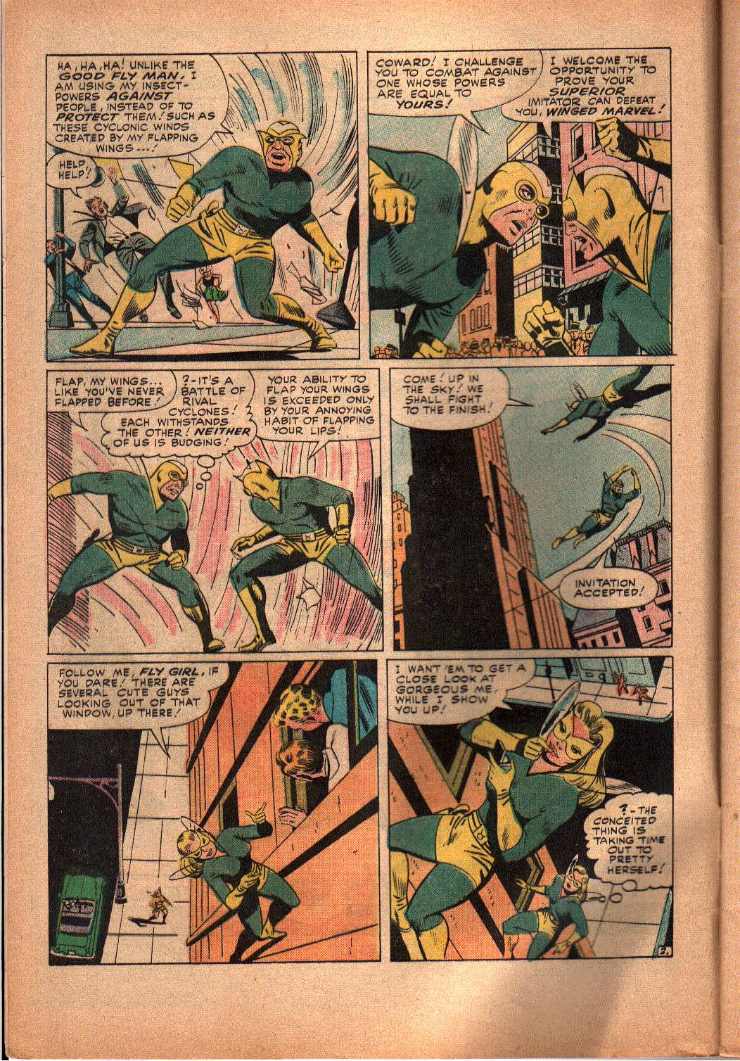 The Mighty Crusaders (1965) Issue #3 #3 - English 3