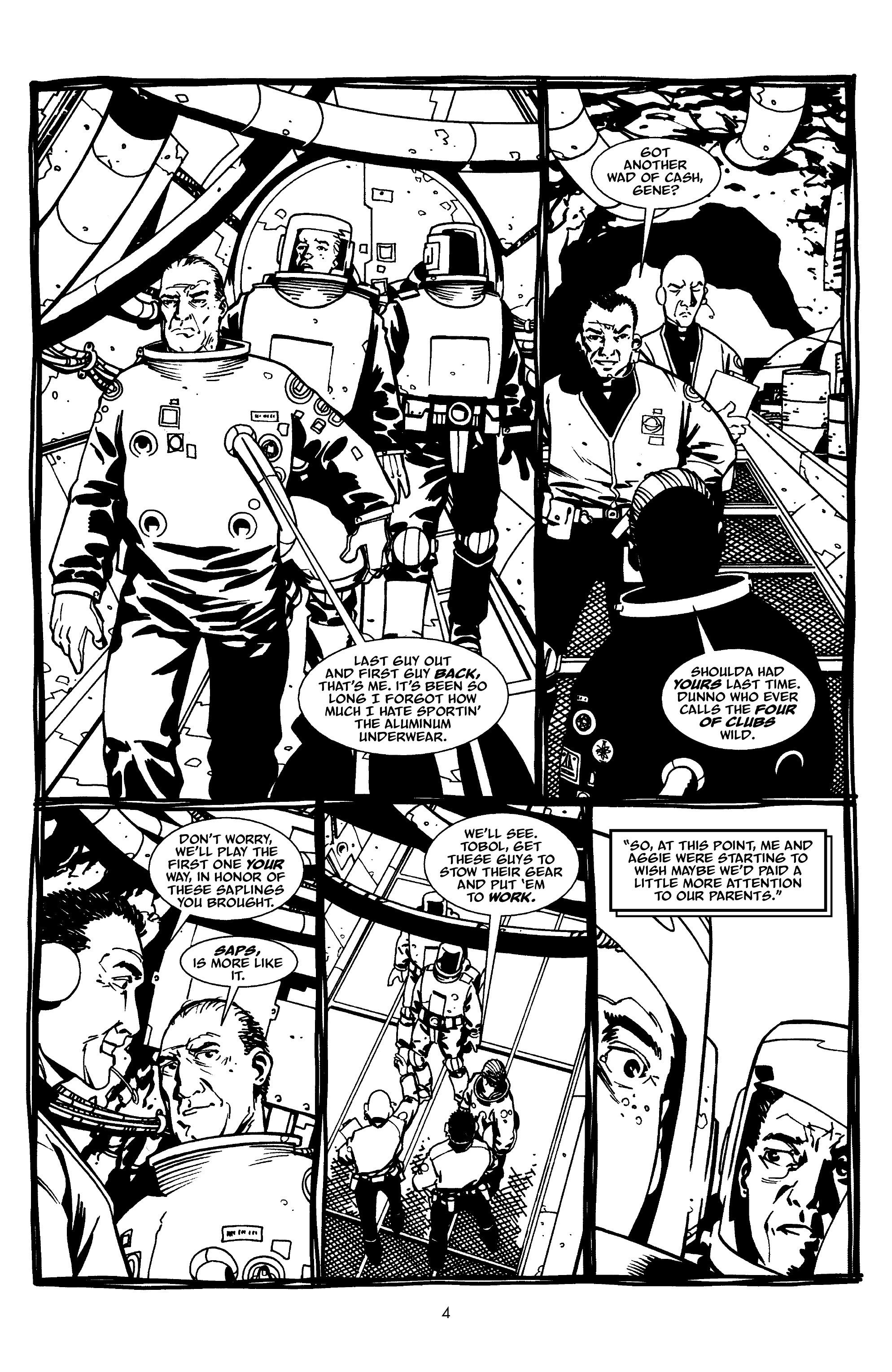 Read online Astronauts in Trouble (2015) comic -  Issue #10 - 6