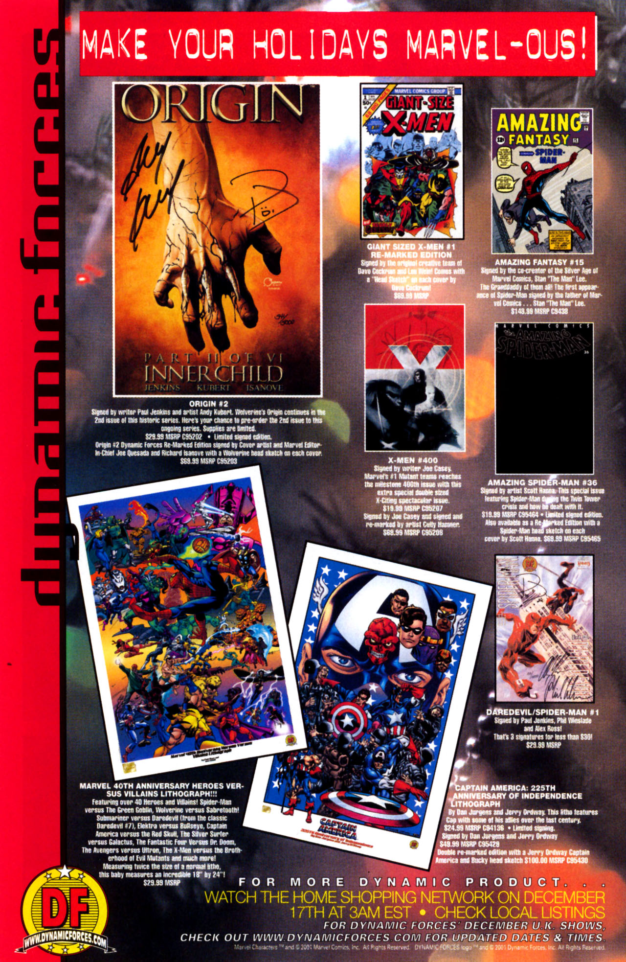 Read online Ultimate Marvel Team-Up comic -  Issue #10 - 10