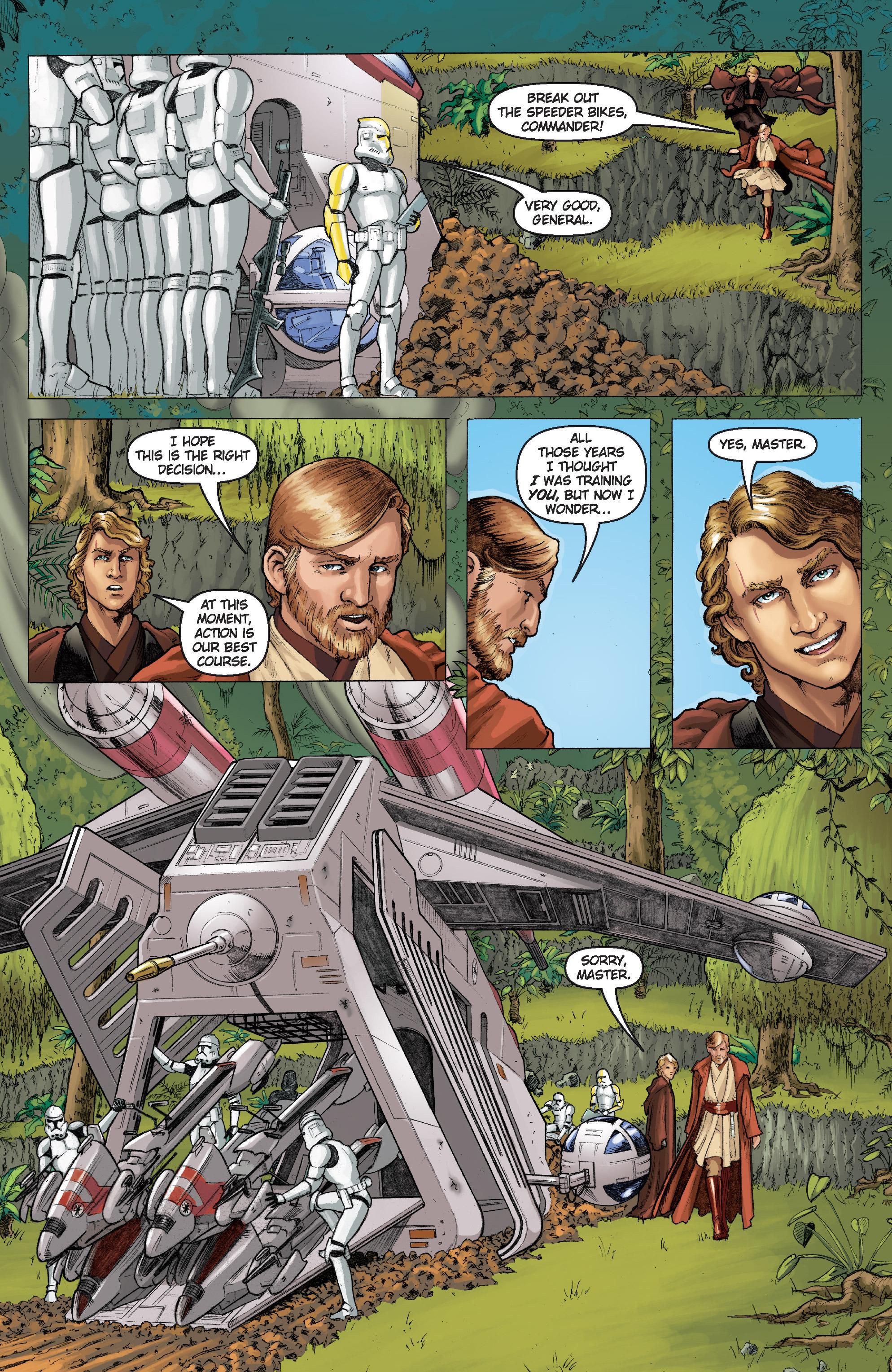 Read online Star Wars Omnibus comic -  Issue # Vol. 26 - 191