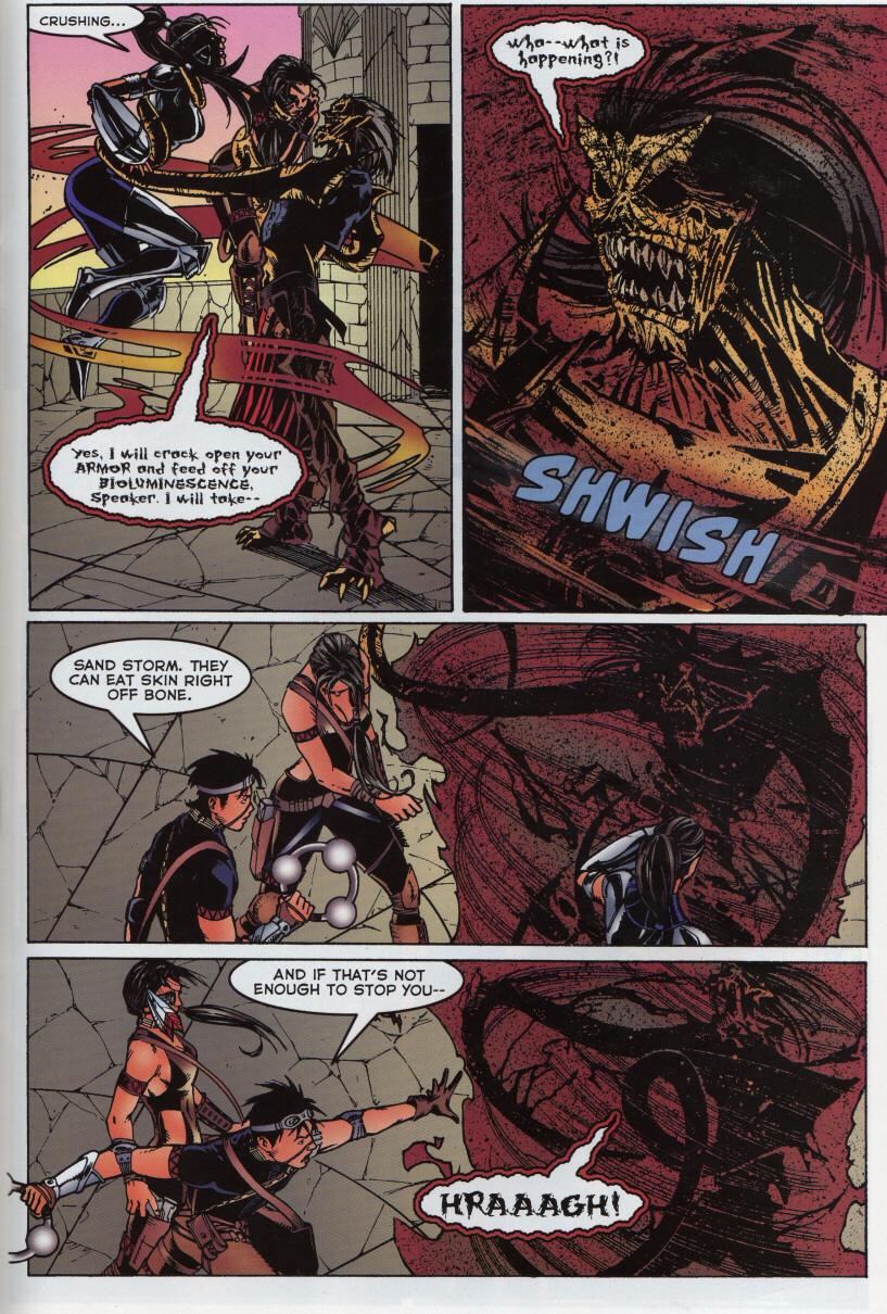 Read online Turok 3: Shadow of Oblivion comic -  Issue # Full - 32