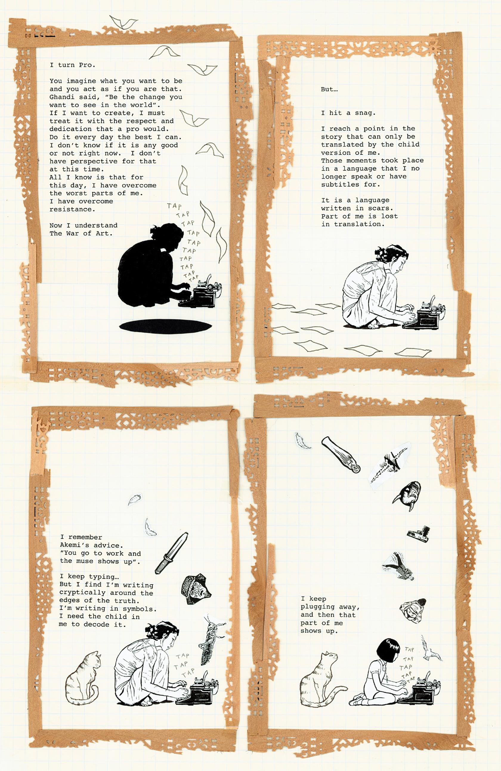 Read online Kabuki (2004) comic -  Issue #7 - 20