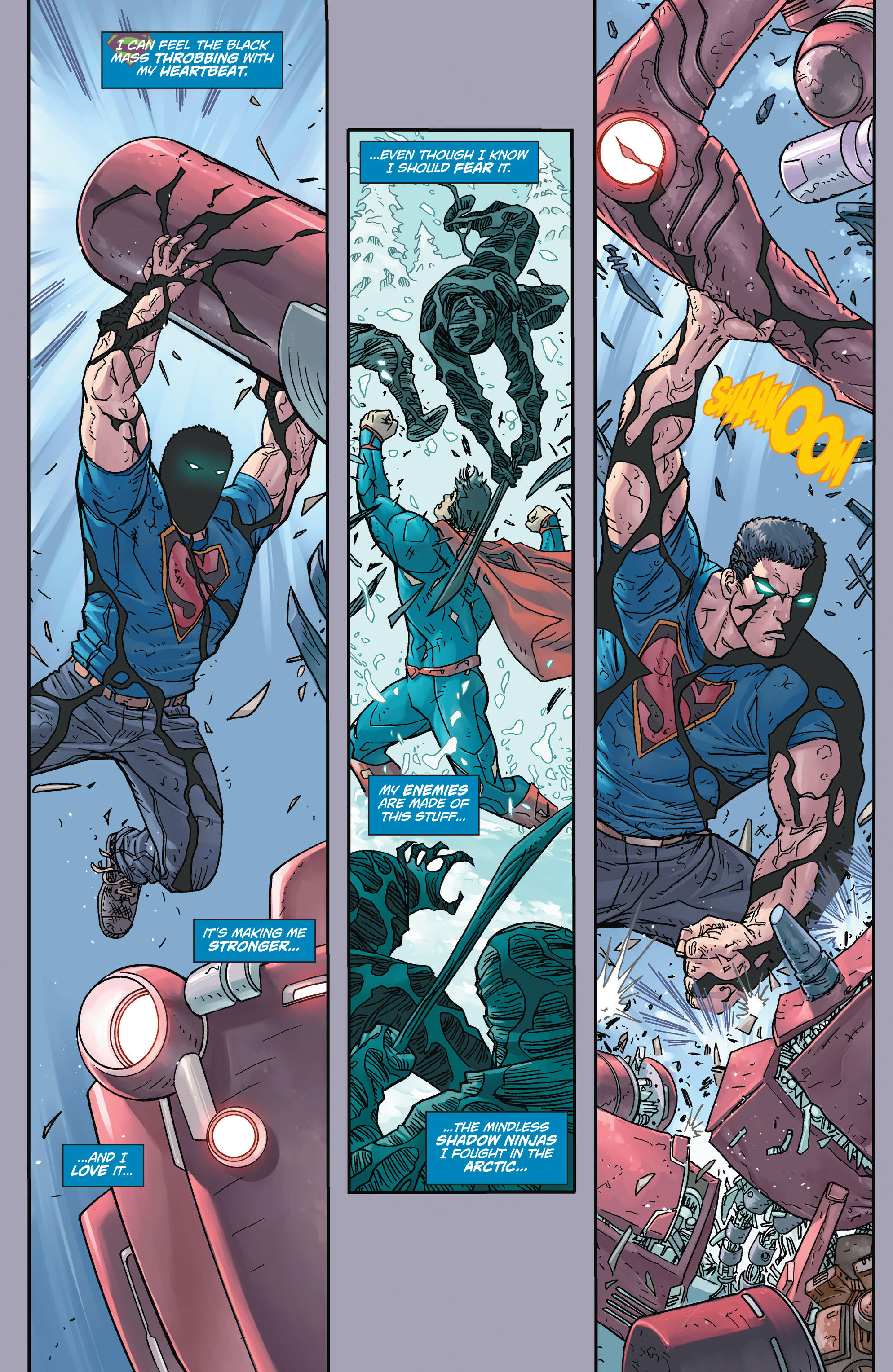 Read online Action Comics (2011) comic -  Issue #46 - 6