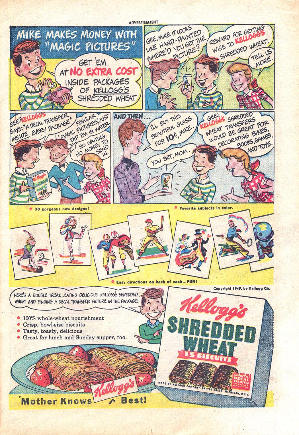 Read online Sensation (Mystery) Comics comic -  Issue #94 - 33