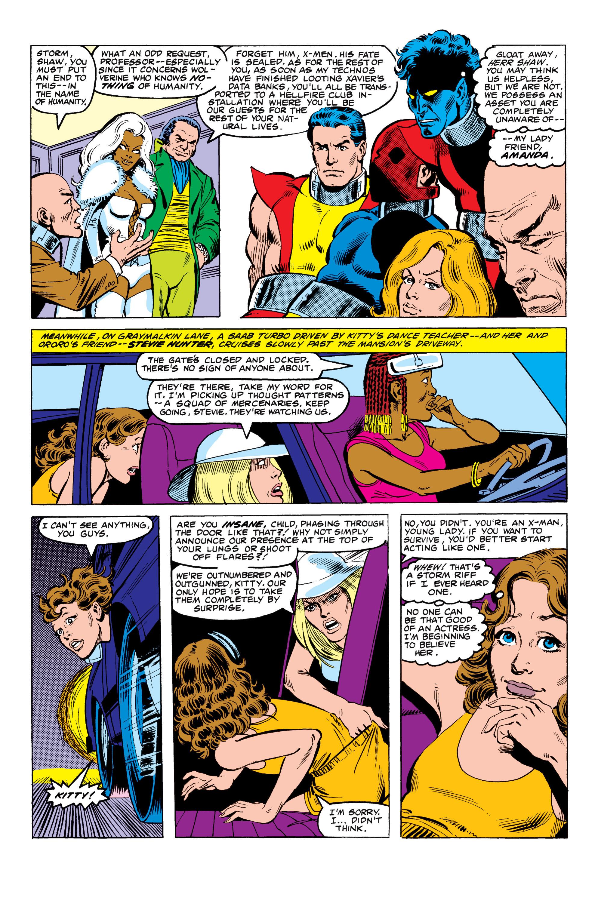 Read online Uncanny X-Men (1963) comic -  Issue #152 - 10