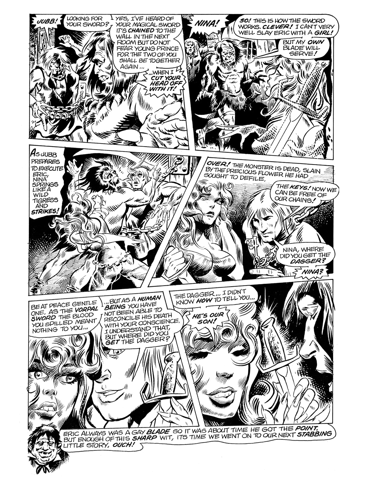 Read online Eerie Archives comic -  Issue # TPB 6 - 108