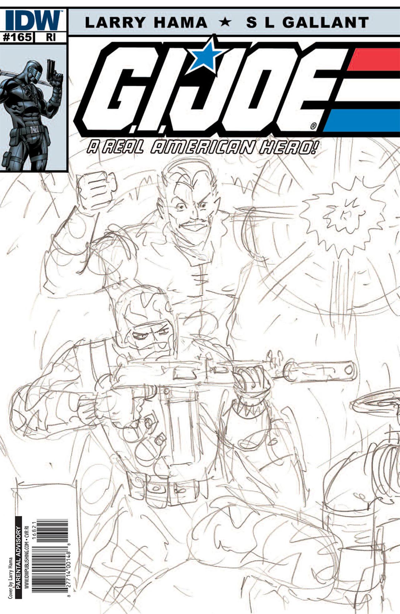 G.I. Joe: A Real American Hero 168 Page 2