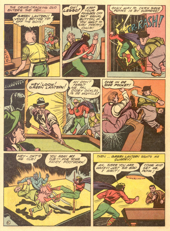 Green Lantern (1941) issue 8 - Page 46