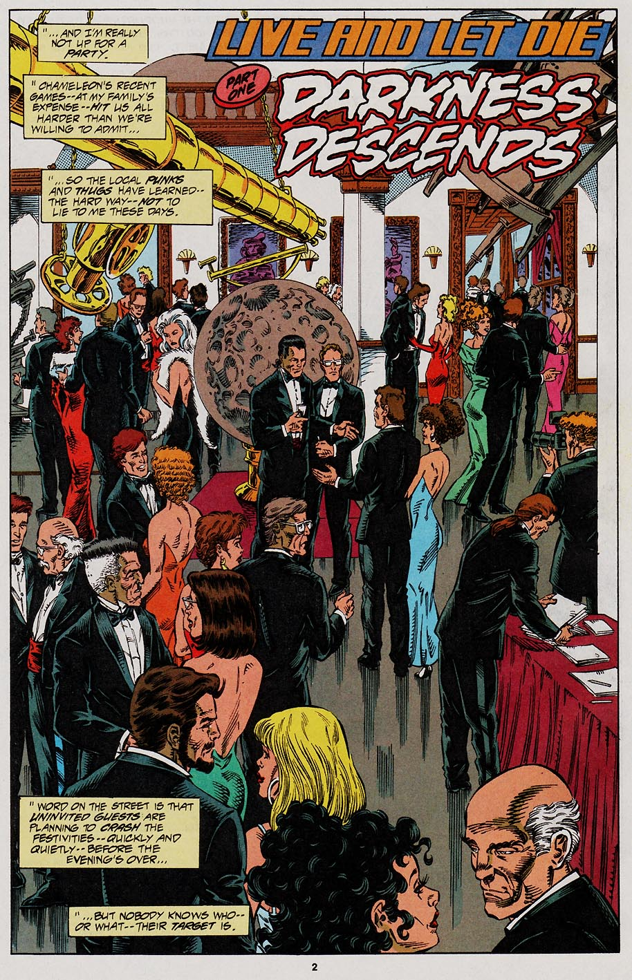 Web of Spider-Man (1985) Issue #113 #123 - English 3