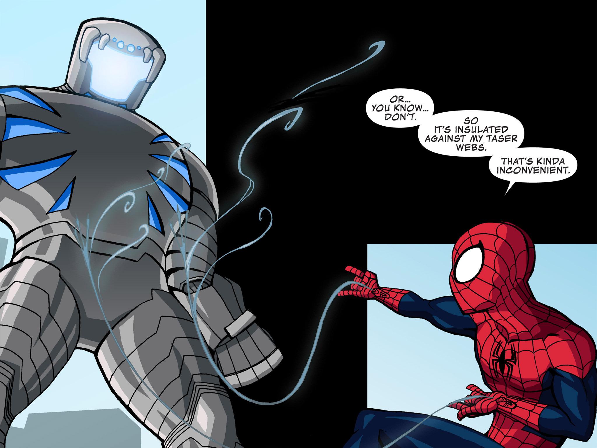 Read online Ultimate Spider-Man (Infinite Comics) (2015) comic -  Issue #3 - 9