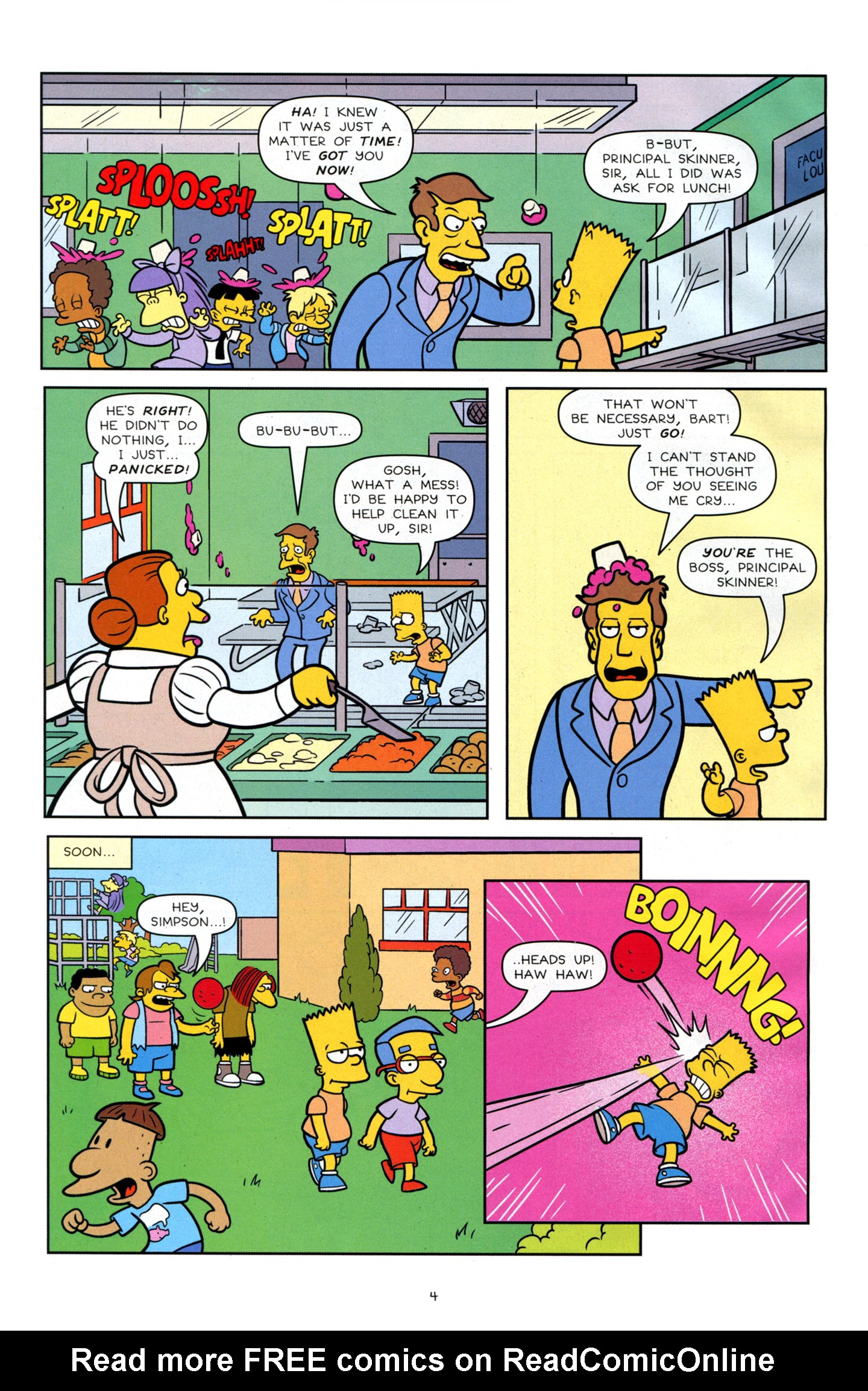 Read online Simpsons Comics Presents Bart Simpson comic -  Issue #64 - 6