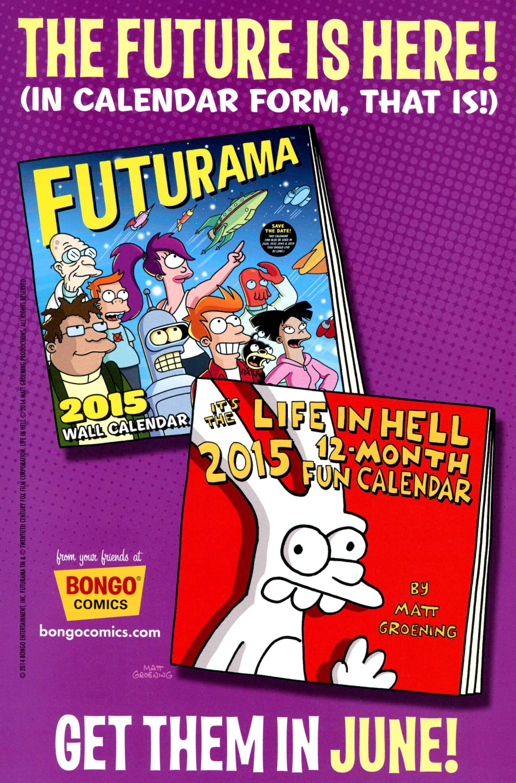 Read online Simpsons Comics comic -  Issue #212 - 30