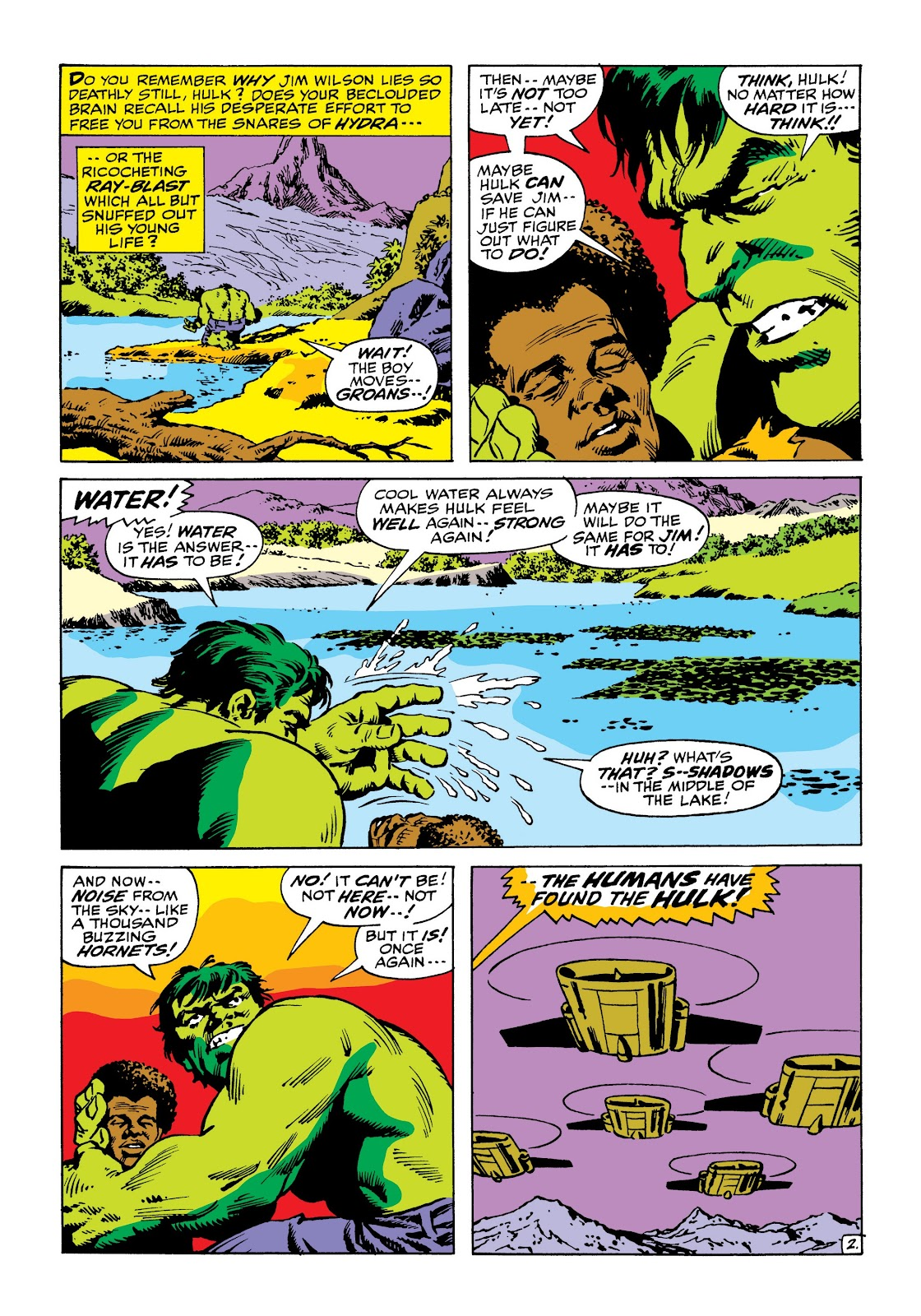 Read online Marvel Masterworks: The Incredible Hulk comic -  Issue # TPB 6 (Part 3) - 36
