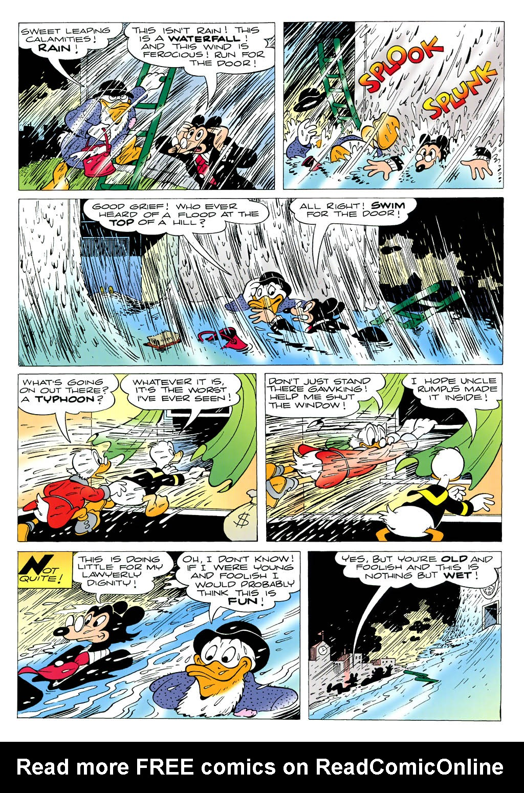 Read online Uncle Scrooge (1953) comic -  Issue #323 - 58