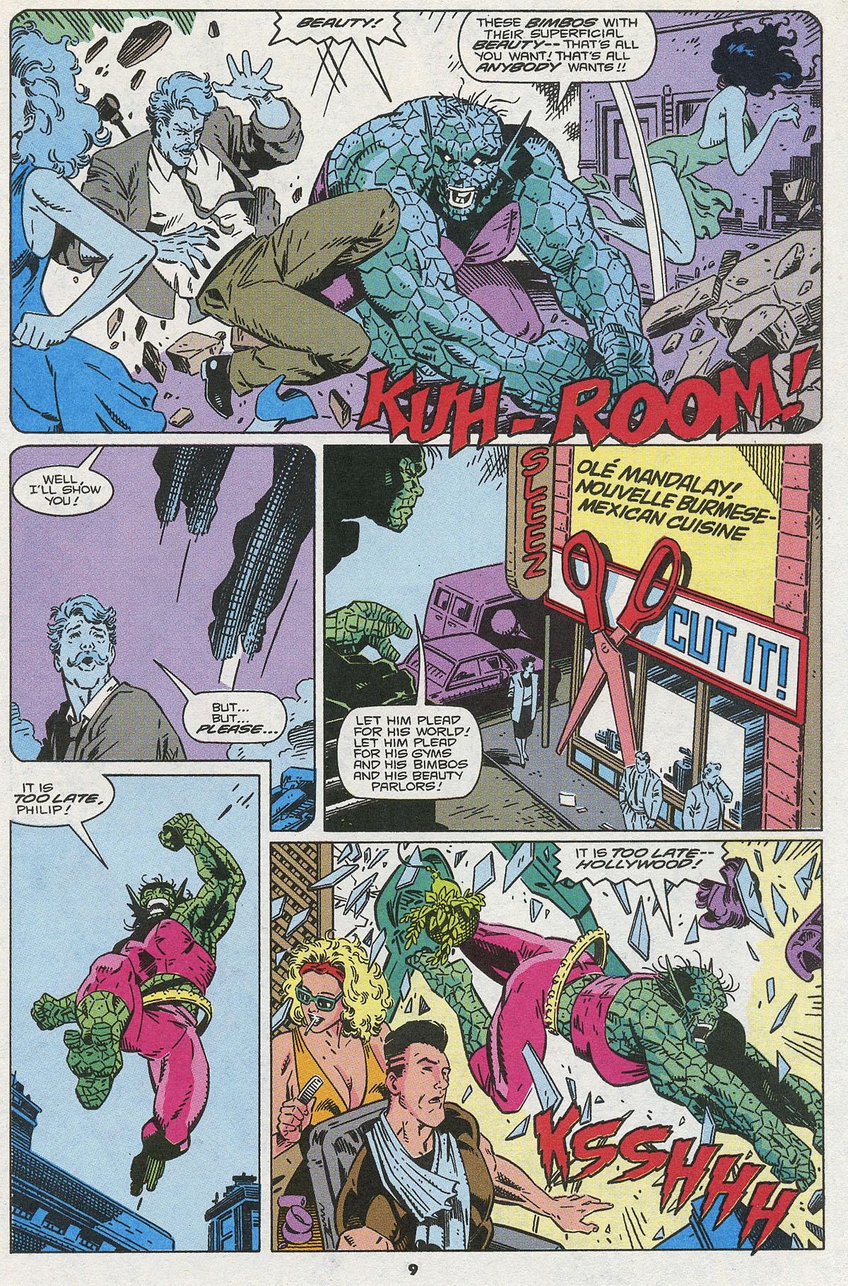 Read online Wonder Man (1991) comic -  Issue #3 - 8