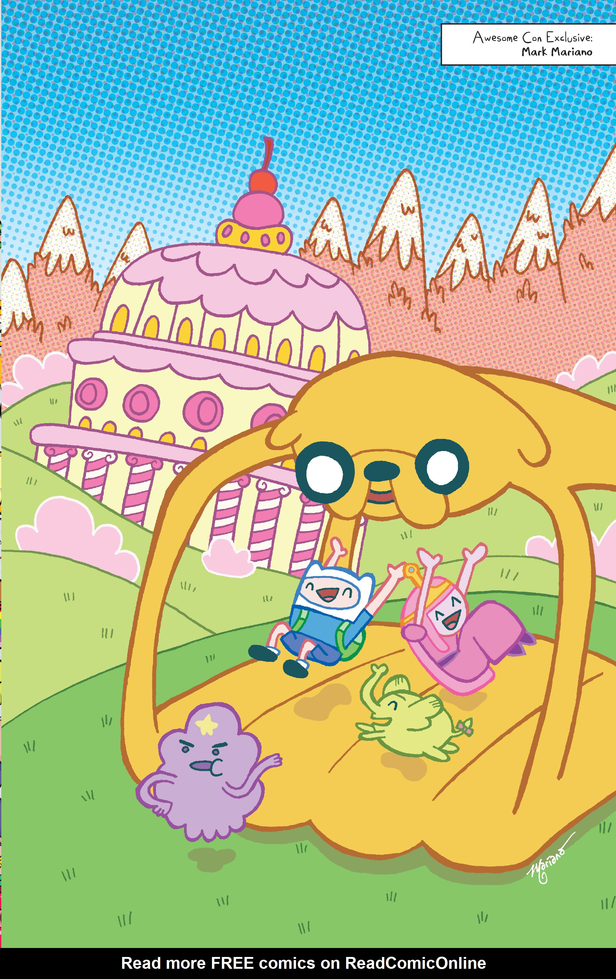 Read online Adventure Time comic -  Issue #Adventure Time _TPB 4 - 102