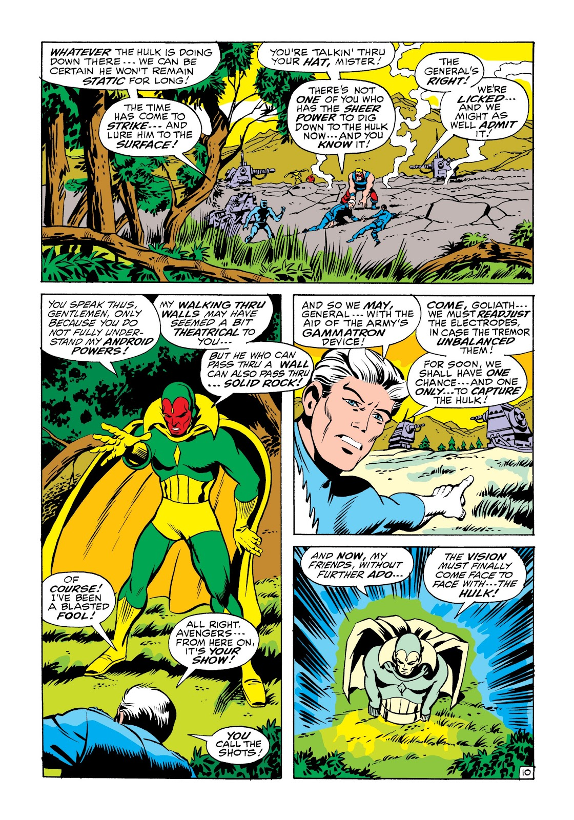 Read online Marvel Masterworks: The Incredible Hulk comic -  Issue # TPB 6 (Part 2) - 44