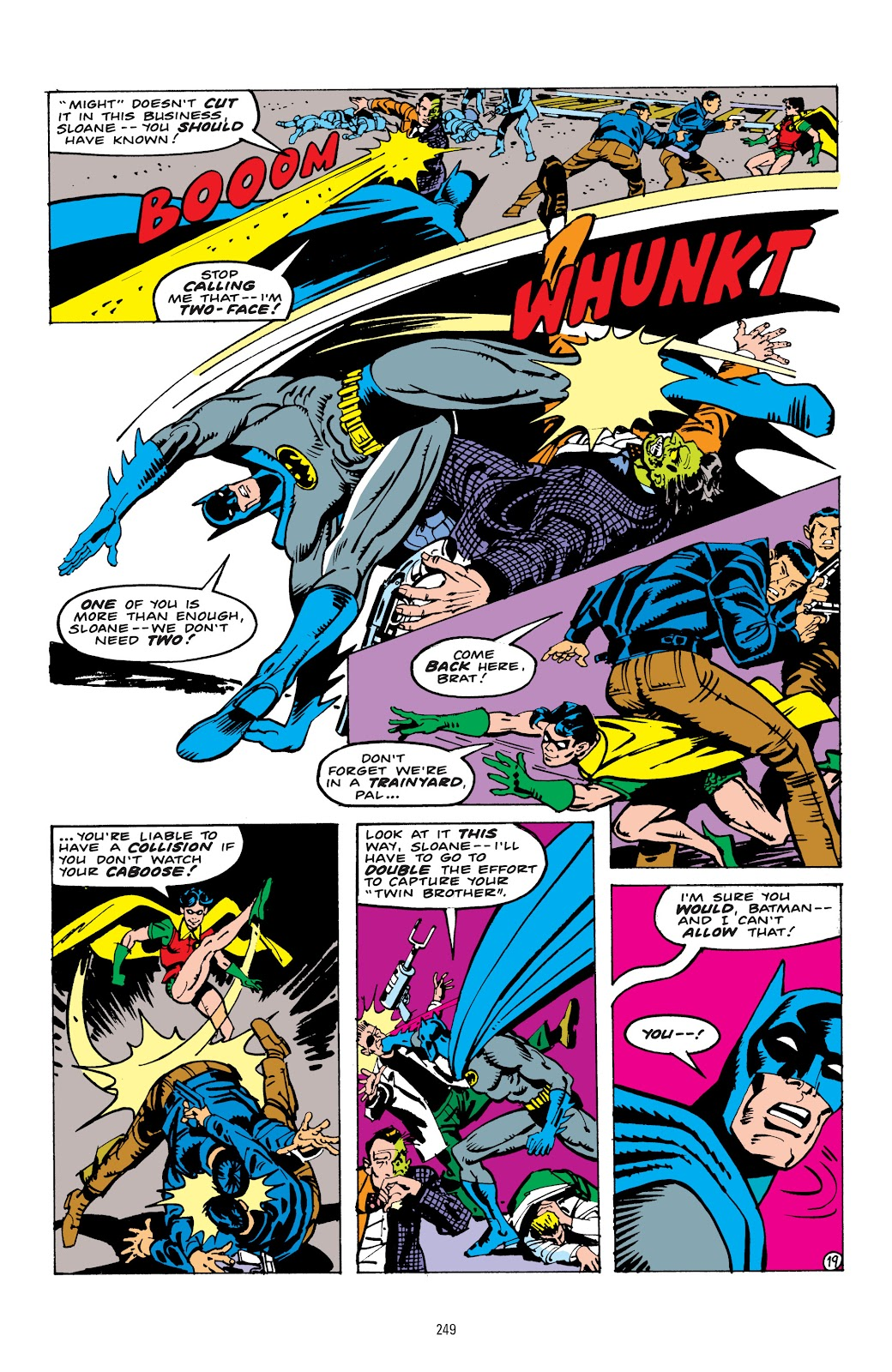 Read online Detective Comics (1937) comic -  Issue # _TPB Batman - The Dark Knight Detective 1 (Part 3) - 49
