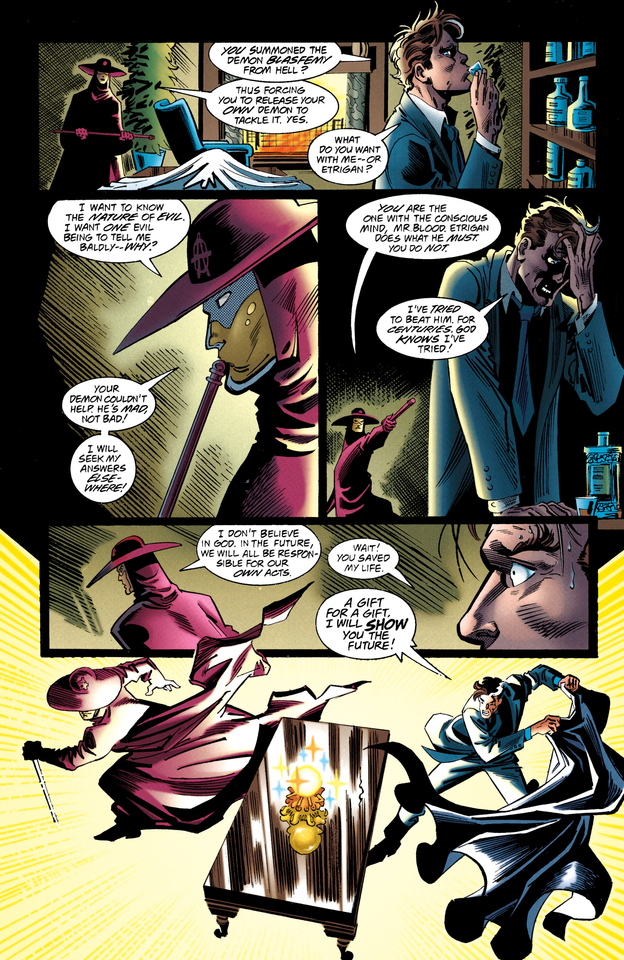 Read online Anarky (1997) comic -  Issue #1 - 13