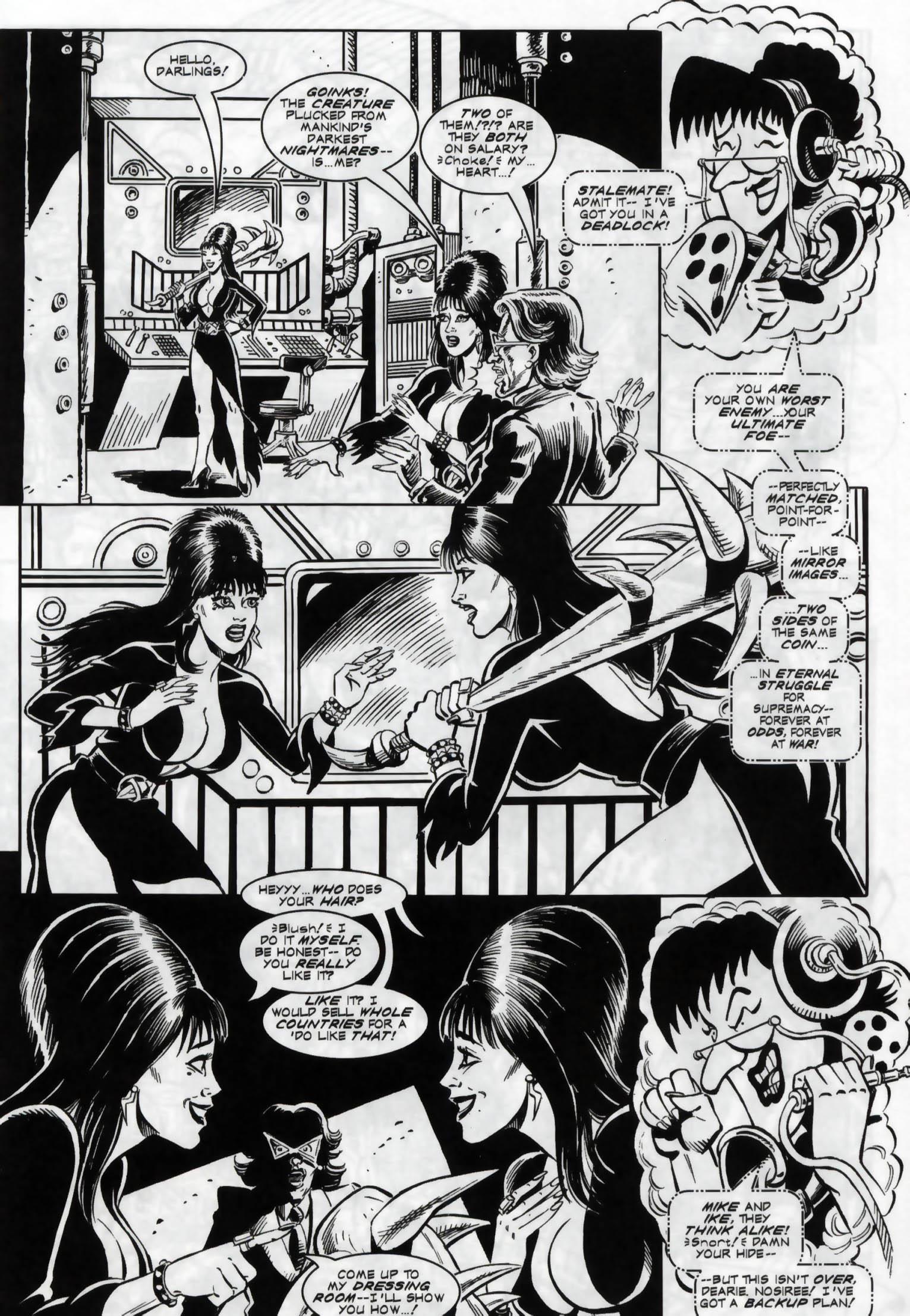 Read online Elvira, Mistress of the Dark comic -  Issue #119 - 15