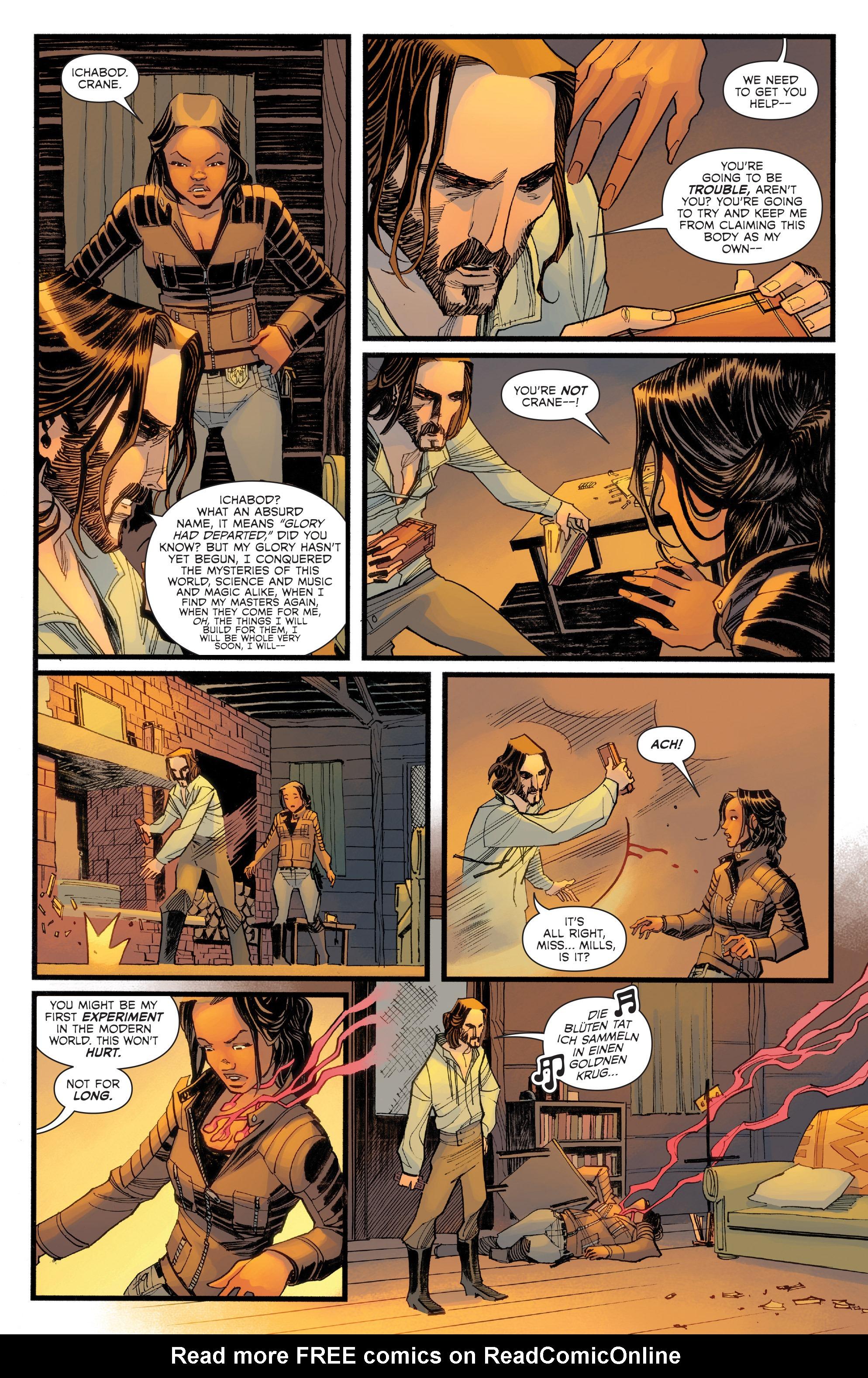 Read online Sleepy Hollow (2014) comic -  Issue #2 - 13