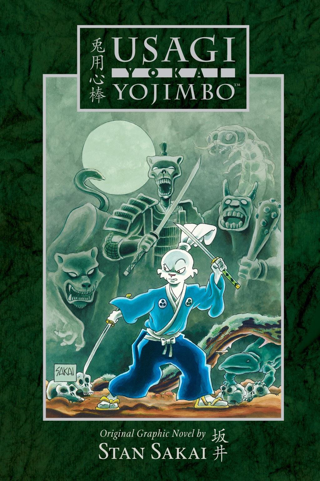 Read online Usagi Yojimbo: Yokai comic -  Issue # Full - 1