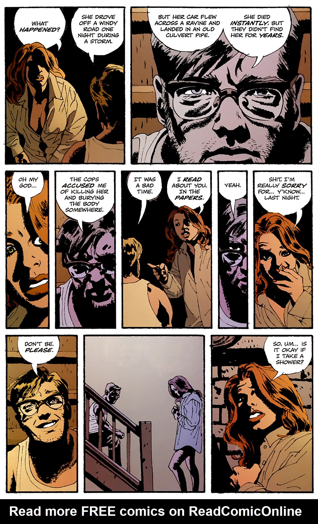 Read online Criminal (2008) comic -  Issue #4 - 22