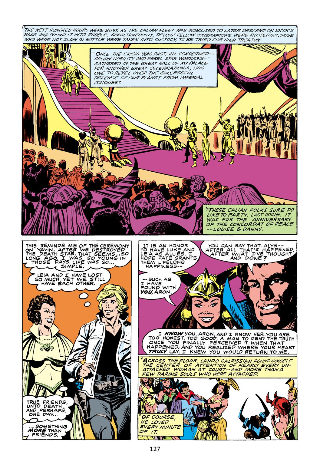 Read online Star Wars Omnibus comic -  Issue # Vol. 16 - 126