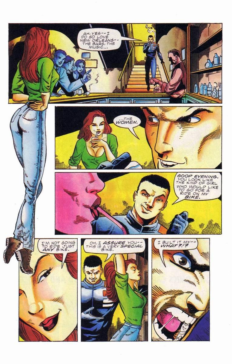 Read online Secret Weapons comic -  Issue #19 - 11