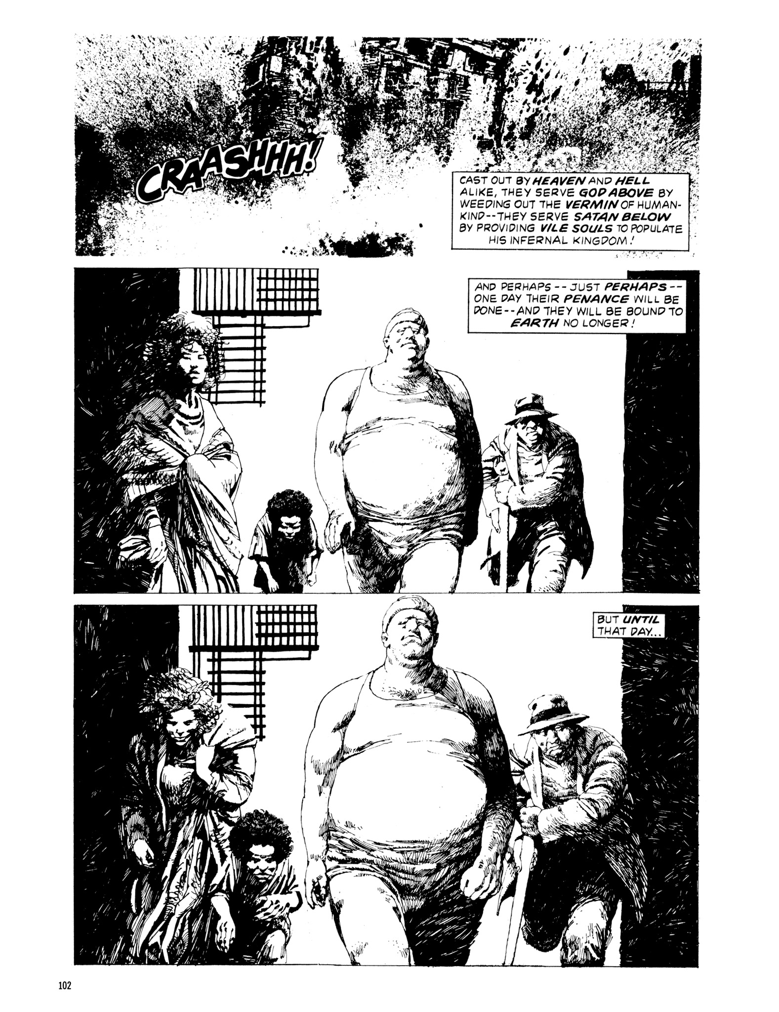 Read online Eerie Archives comic -  Issue # TPB 20 - 102