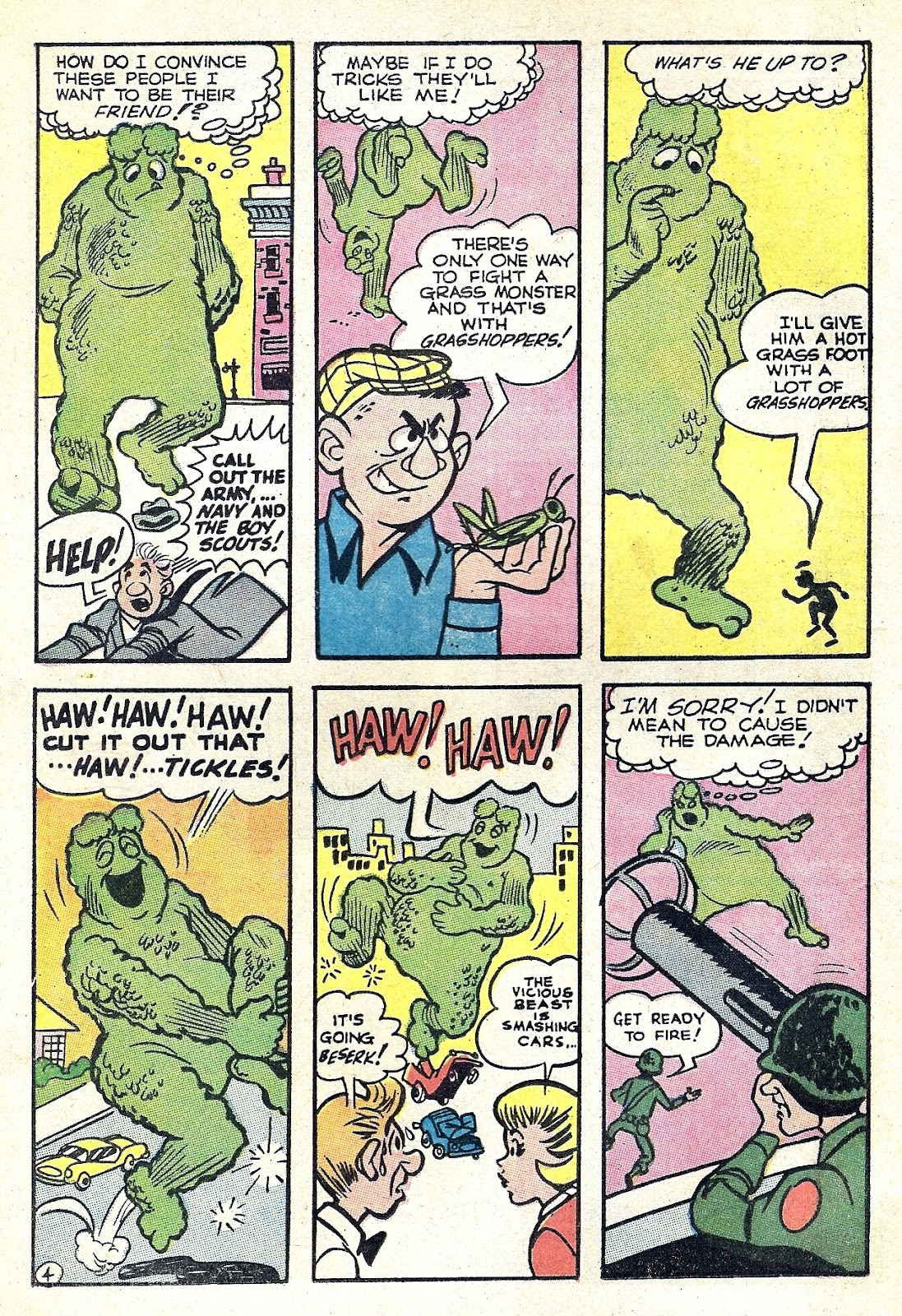 Archie's Madhouse issue Annual 6 - Page 6