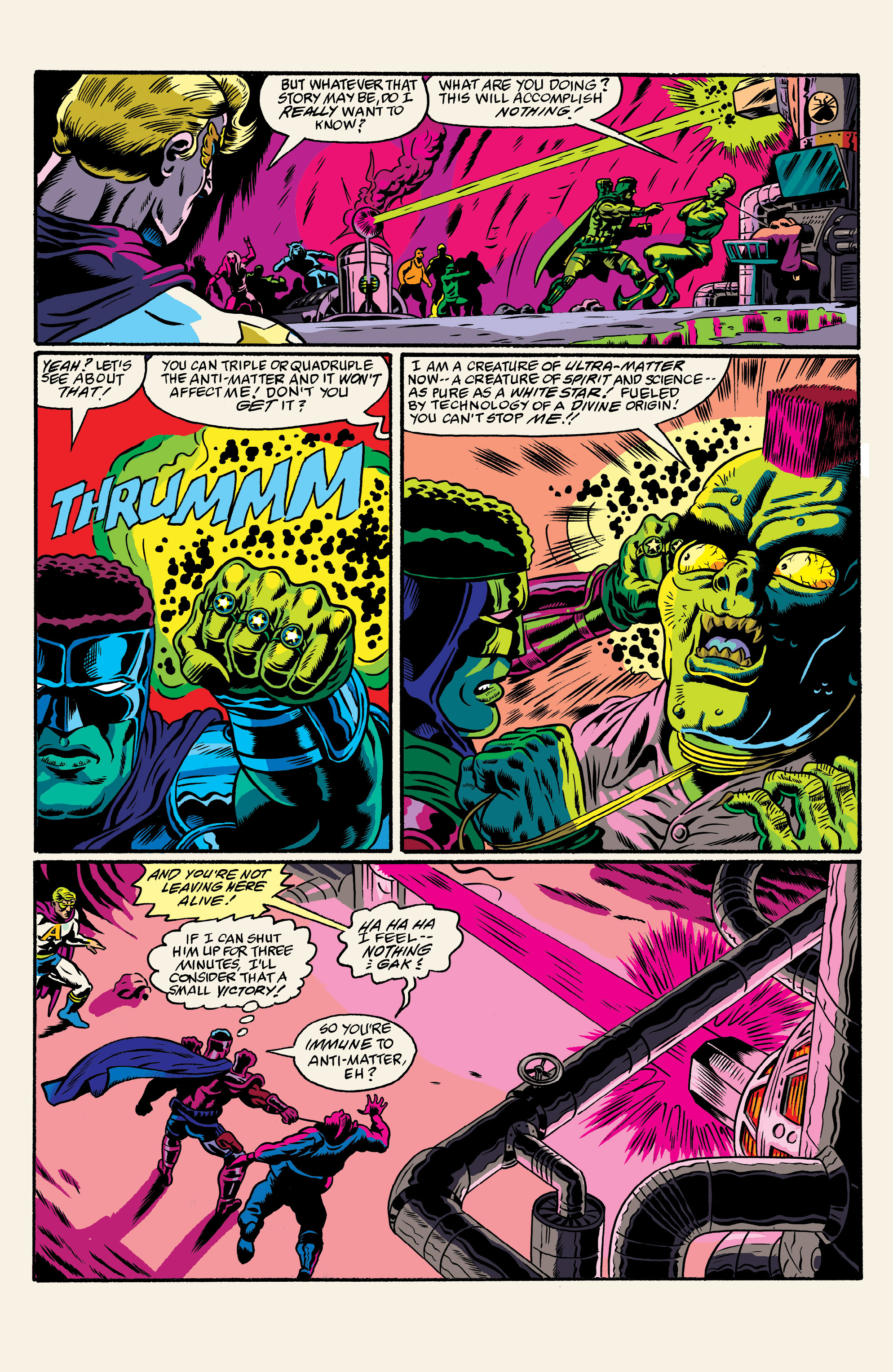 Read online All Time Comics: Crime Destroyer comic -  Issue #1 - 27