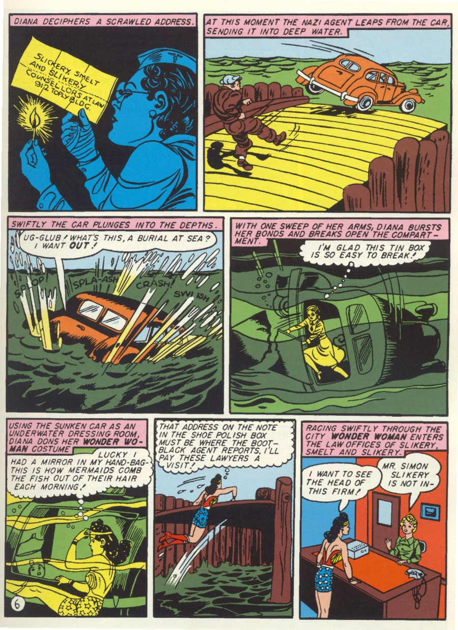 Read online Sensation (Mystery) Comics comic -  Issue #15 - 8