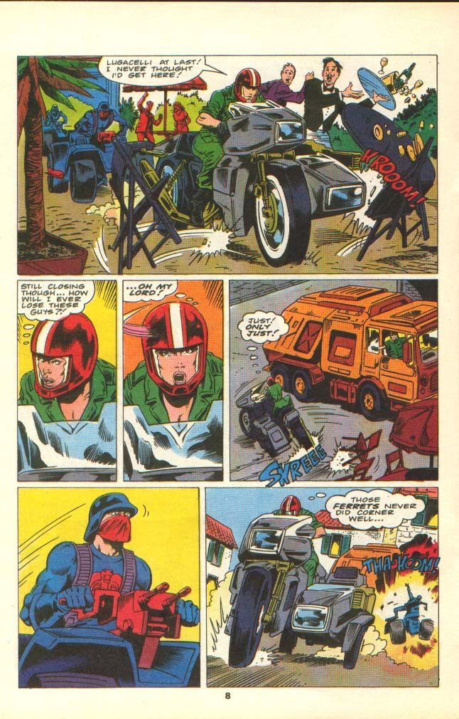 G.I. Joe European Missions issue 7 - Page 7