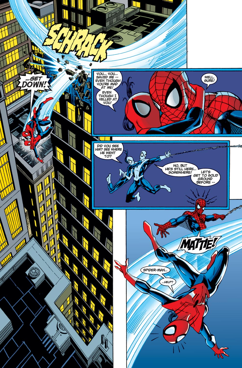 The Amazing Spider-Man (1999) 5 Page 18