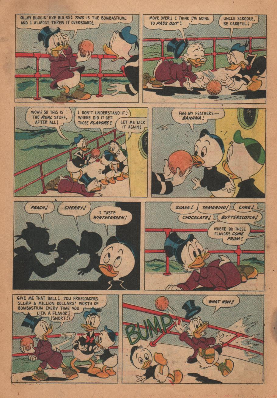 Read online Uncle Scrooge (1953) comic -  Issue #17 - 18