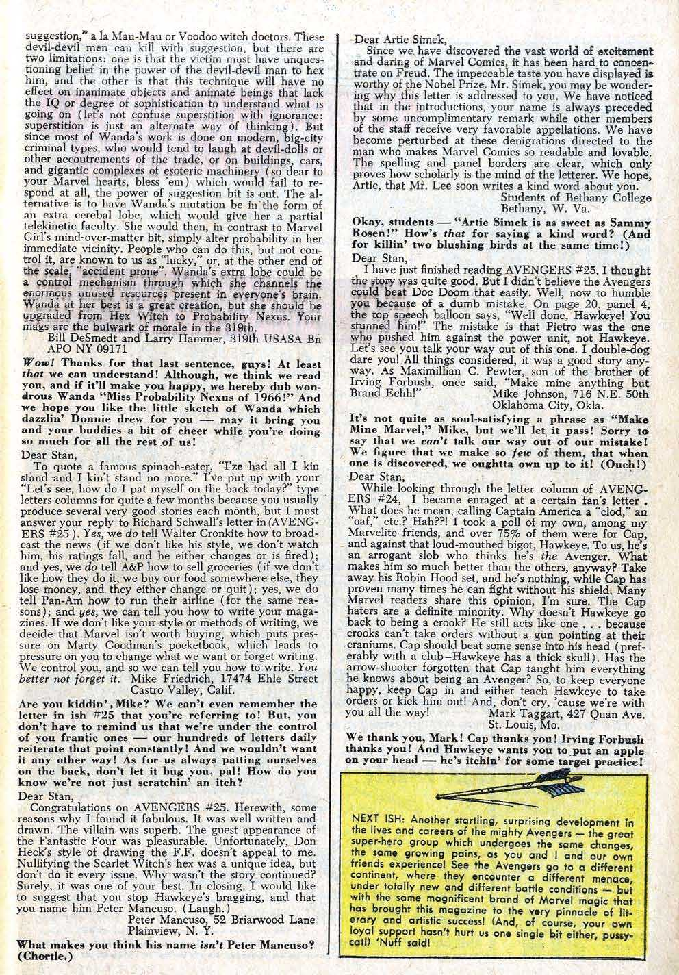 The Avengers (1963) 29 Page 32
