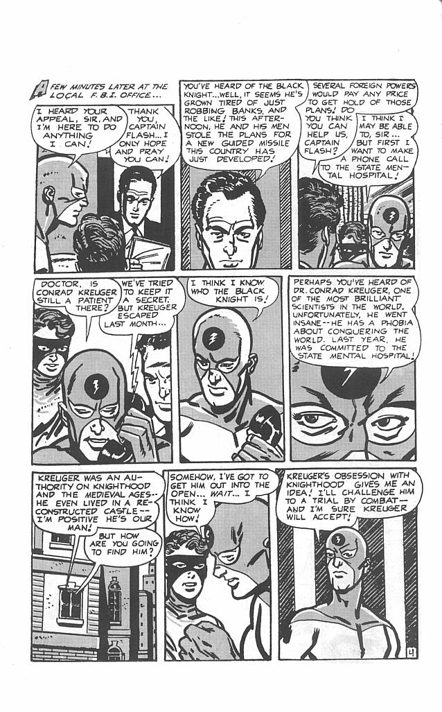 Read online Golden-Age Men of Mystery comic -  Issue #4 - 6