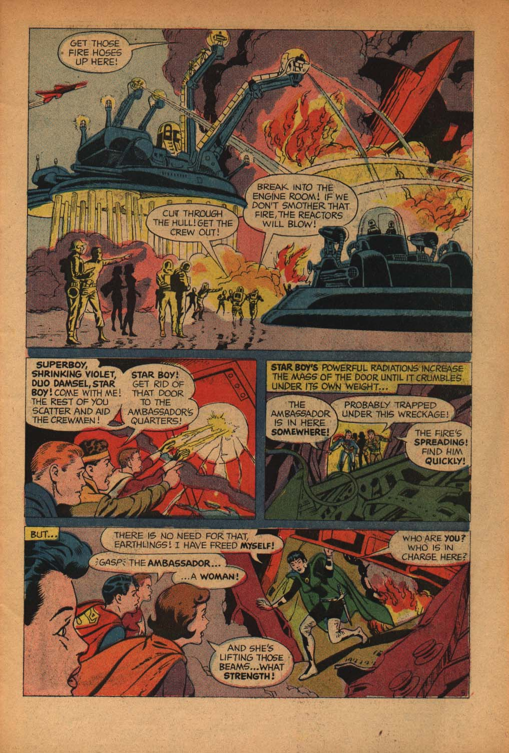 Read online Adventure Comics (1938) comic -  Issue #368 - 7