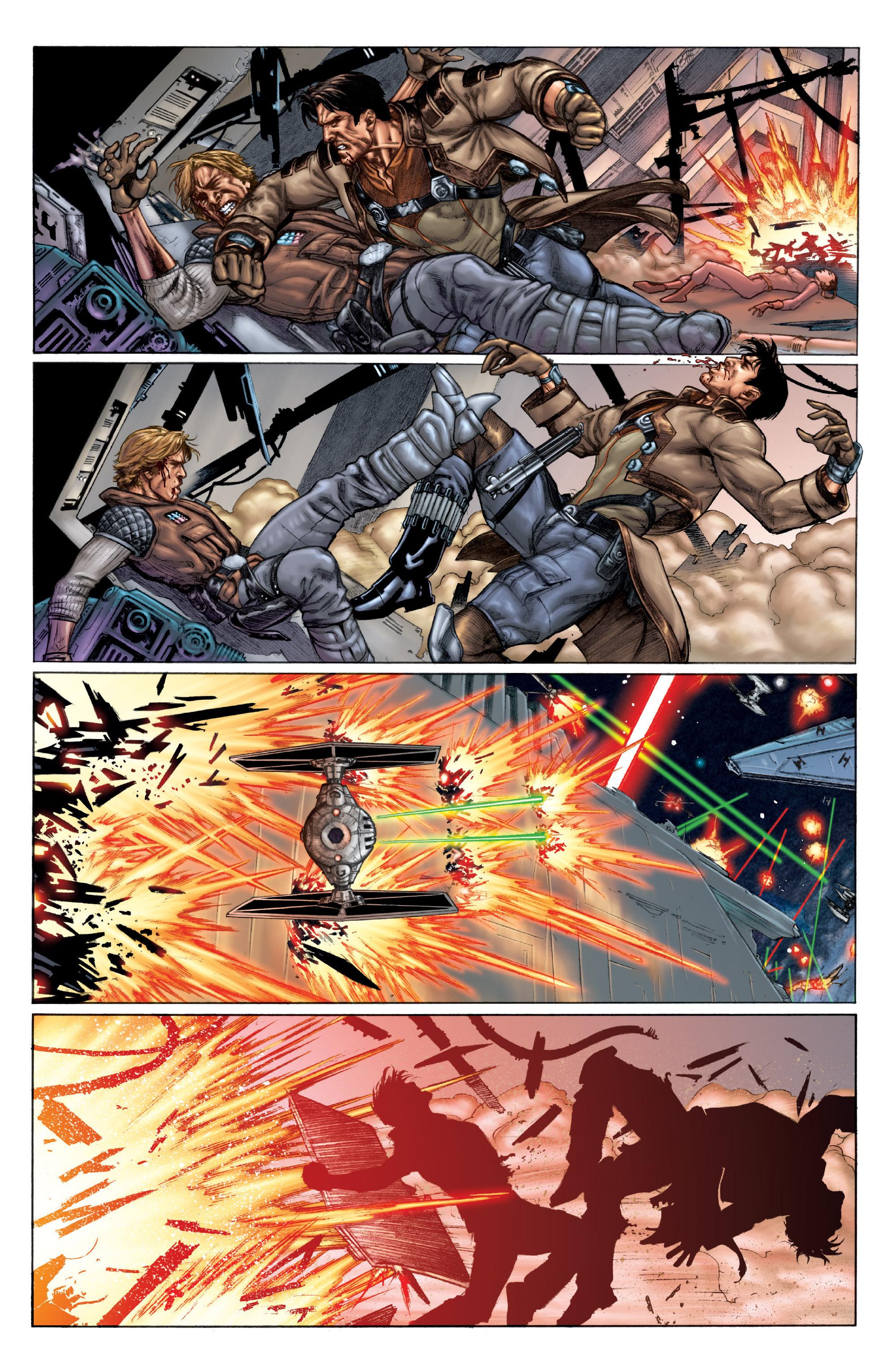 Read online Star Wars Omnibus comic -  Issue # Vol. 22 - 422