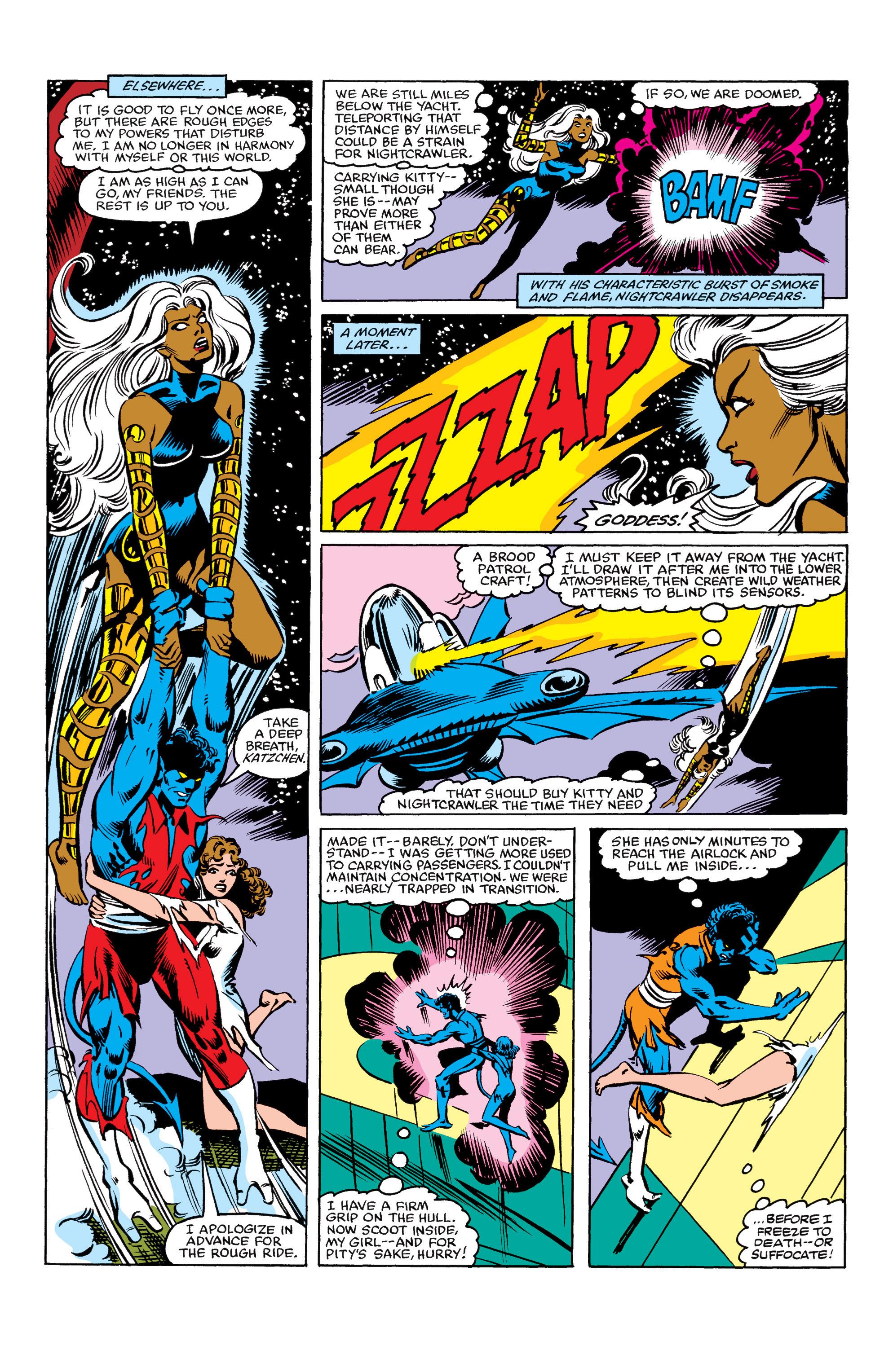 Read online Uncanny X-Men (1963) comic -  Issue #163 - 18